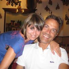 Ilaria E Cristiano felhasználói profilja
