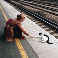 Perfil do utilizador de Kitty