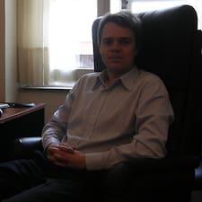 Augusto Brukerprofil