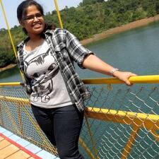 Gebruikersprofiel Kavitha