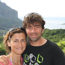 Solenne & Rémy felhasználói profilja