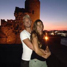 Jordon & Ivona User Profile