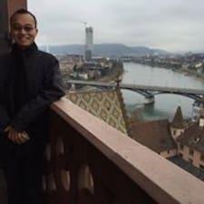 Lujia felhasználói profilja