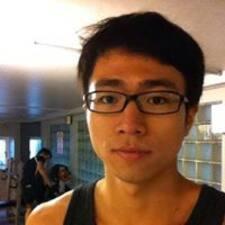 Användarprofil för Weiyan