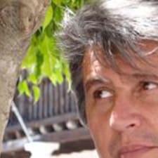 Användarprofil för Luis Manuel