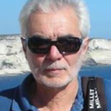 Профиль пользователя Gérard