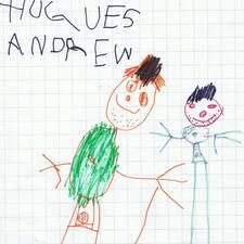 Användarprofil för Hugues