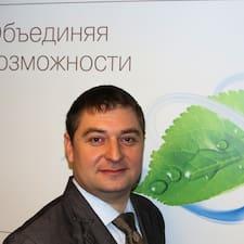 โพรไฟล์ผู้ใช้ Viacheslav