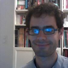 Henkilön Adrien käyttäjäprofiili