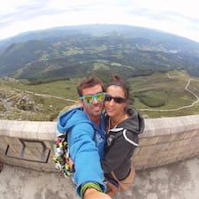 Profil utilisateur de Nicolas & Orianna