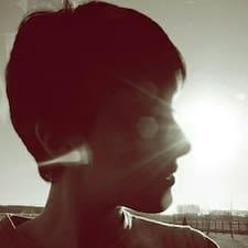 Profil utilisateur de Yingying
