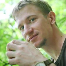 Profil Pengguna Egor