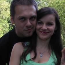 Profil utilisateur de Marta I Wojciech