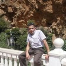 Perfil do usuário de Ghalem