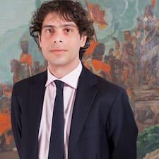 Användarprofil för Francesco
