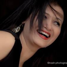 Profil utilisateur de Moushami