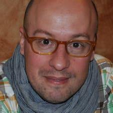 Henkilön José Antonio käyttäjäprofiili