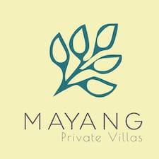 Mayang — хозяин.