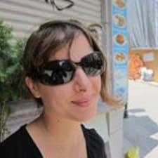 Laurene felhasználói profilja