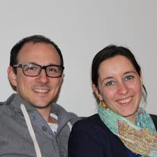 Profilo utente di Claire & Stéphane