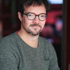 Nutzerprofil von Jean-François