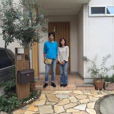 Iijima Family è l'host.