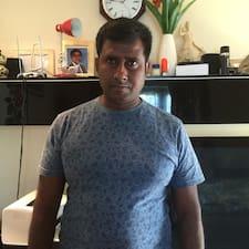Perfil de usuario de Sundraraj