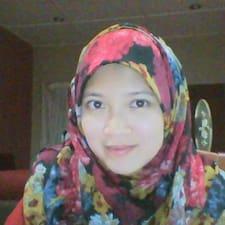 Profil utilisateur de Nasuha