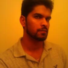 Perfil do utilizador de Sridhar