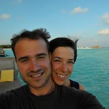 Profil Pengguna Paul & Jennifer