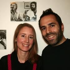 Fiona & Gianluca User Profile