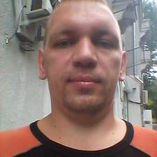 Henkilön Aleksey käyttäjäprofiili
