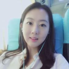 Henkilön So Hyun käyttäjäprofiili