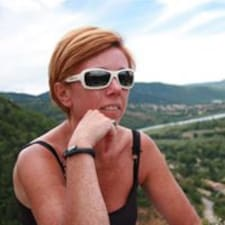 Mieke felhasználói profilja