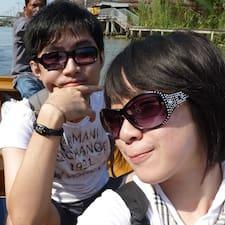 Profil utilisateur de Pei Hao