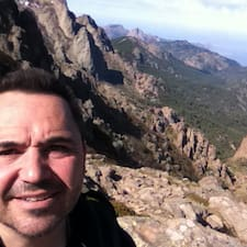 Pierre Marie felhasználói profilja