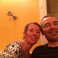 Profilo utente di Murielle & Hervé