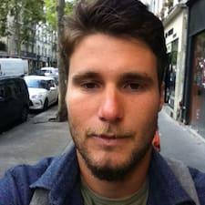 Perfil do utilizador de Antoine