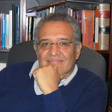 Användarprofil för Manuel E.