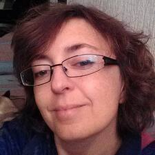 Eve felhasználói profilja