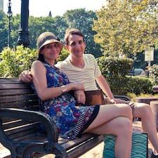 Nutzerprofil von Michelle And Chad