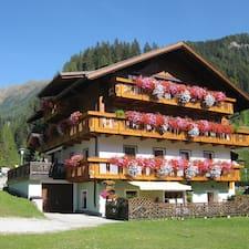 Профиль пользователя Gästehaus Berger