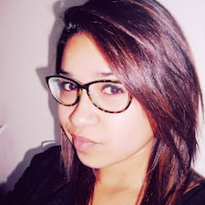 Profil utilisateur de Louissa