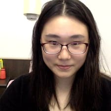 Профиль пользователя Jingyi
