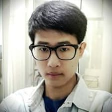 Användarprofil för Jae Hun