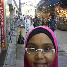 Profil korisnika Syahidah