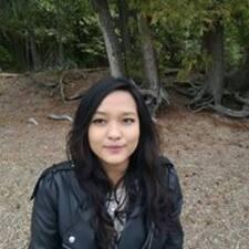Alia felhasználói profilja