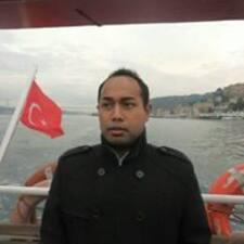 Qamarul User Profile
