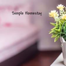 Профиль пользователя Simple Homestay