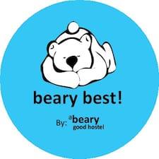 Beary Best Hostel是房东。